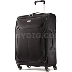 "LIFTwo 25"" Spinner Luggage (Black)"