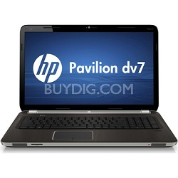 "Pavilion 17.3"" DV7-6C90US Entertainment Notebook PC - Intel Core i7-2670QM Proc."