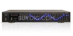 EQ-B7170U Professional Dual 10 Band Equalizer (Black)
