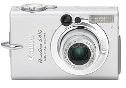 Powershot S410 Digital ELPH Camera