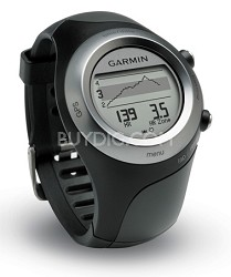 Forerunner 405 GPS Enabled Sports Watch w/ USB ANT Stick & HRM (Black)