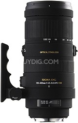 AF 120-400mm F/4.5-5.6 APO DG Optical Stabilizer HSM for Canon EOS
