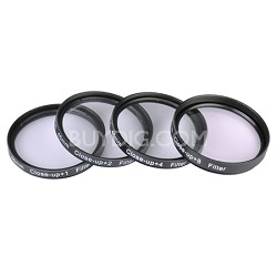46mm 4-piece Close-up lens set - Zoom in on the Details!