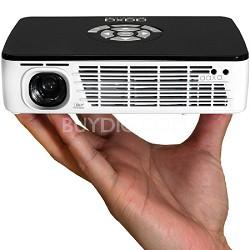 P300 Portable LED Pico Projector, 60+ Minute Battery, 300 Lumen, HDMI
