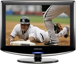 """LN-T1953H - 19"""" High Definition LCD TV w/ PC input"""