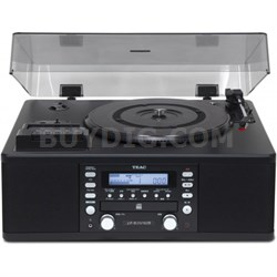 LP-R550USB Turntable with Built-in CD Recorder