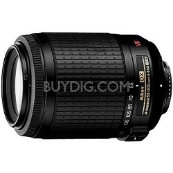 55-200mm f/4.5-5.6G ED AF-S VR DX Zoom-Nikkor, With Nikon 5-Year USA Warranty