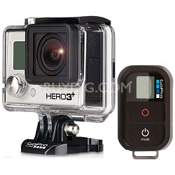HERO3+ Black Edition - OPEN BOX