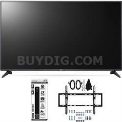 55LH5750 55-Inch LH5750 1080p Smart Full HD TV Flat + Tilt Wall Mount Bundle