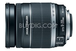 EF-S 18-200mm F/3.5-5.6 Image Stabilizer Lens, White Box