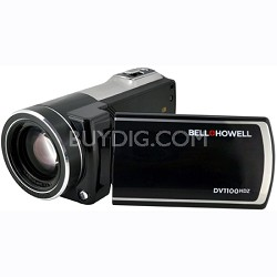 "1080p Camcorder with 10x Optical Zoom and 3.0"" Touchscreen (DV1100HDZ) (GER)"