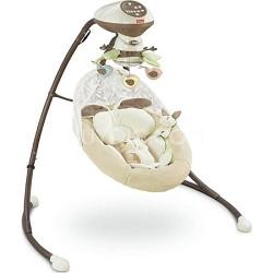 My Little Snugabunny Cradle 'n Swing