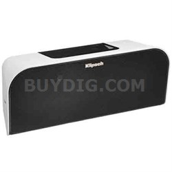 KMC3 Wireless Music System with Bluetooth - White - Refurbished