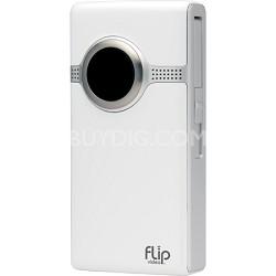 UltraHD 8GB Video Camera - 2 hr - White
