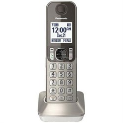 Cordless Handset in Gold for KXTGF350 Series - KX-TGFA30N