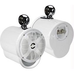 MT8002WS 8IN White Marine Tubbies