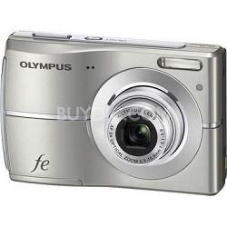 "FE-45 10MP 2.5"" LCD Digital Camera (Titanium)"