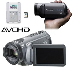 AG-HSC1U - High-definition Camcorder w/ HDMI Interface & 40GB SD Store Drive