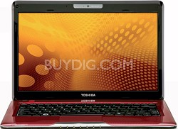"Satellite T135-S1310RD 13.3"" Notebook PC - Nova Red"