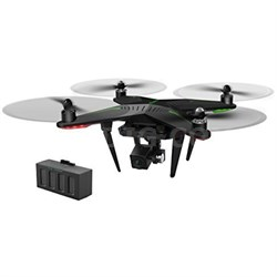 Xplorer V Quadcopter Drone w/ 1080p HD Camera 3-Axis Gimbal & 2nd Battery