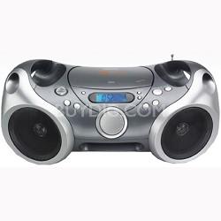 Portable CD/MP3 Boombox (MP3142)