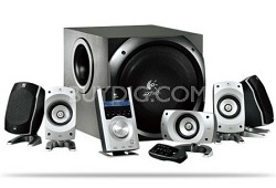 Z5500 Digital Surround Sound Speaker System - 5.1-channel  500W RMS