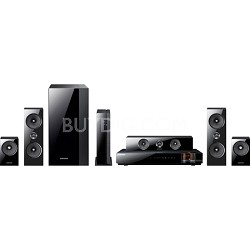 HT-E6500W 3D Blu-ray 5.1 Home Theater System w/ Wi-Fi & Wireless Rear Speakers