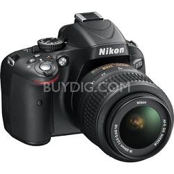 D5100 DX-format Digital SLR Body w/ 18-55mm VR Lens  - OPEN BOX