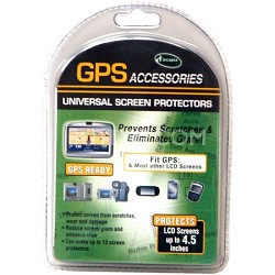 Digital Camera, Camcorder, GPS Screen Protectors for LCD's (pack of 3)