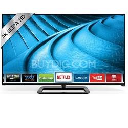 P502ui-B1 50-Inch 4K 240hz Ultra HD Smart LED HDTV - Factory Refurbished