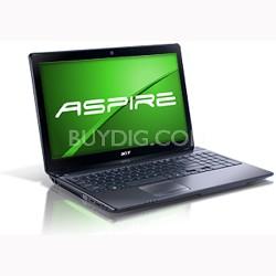 Aspire 5750-6461 15.6 Notebook Intel Core i3-2350M 2.30 GHz 4GB Notebook
