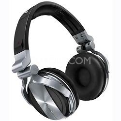 Professional DJ Headphones - Silver - HDJ-1500-S