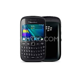 9220 Curve Unlocked GSM Quad-Band Smartphone with Wi-F International (Black)