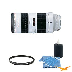 EF 70-200MM F /2.8L USM LENS SUPER SAVER  KIT