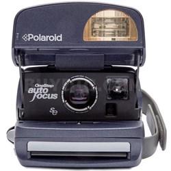 Polaroid 600 Round Camera - Blue - 2874
