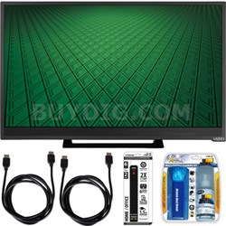 "D28hn-D1 - D-Series 28"" Class 60Hz Full-Array 720p LED TV Bundle"