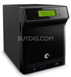 BlackArmor NAS 440 4-TB Network Storage Server - ST340005SHA10G-RK