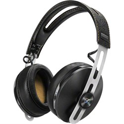 Momentum 2 Over-Ear Wireless Headphones with Active Noise Cancellation - Black