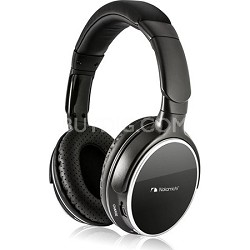 BT304 Series Bluetooth Over the Head Headphones (Black) - OPEN BOX
