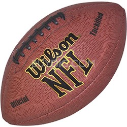 Wilson NFL All Pro Game Football (Official Size)