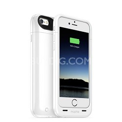 Juice Pack iPhone 6 Plus - White (2,600 mAh)