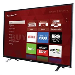 "50"" Premium 4K 120Hz Smart LED Backlit Roku TV - 50UP130"
