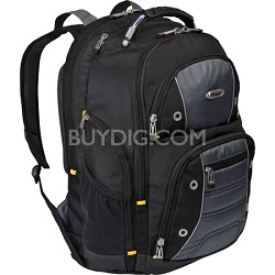 Drifter II Backpack Designed for 17-Inch Laptop TSB239US - Black/Gray