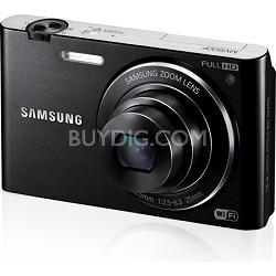 "MV900 Smart Touch Multi View 3.3"" LCD Black Digital Camera OPEN BOX"