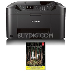 MAXIFY MB2020 Wireless Home Office All-in-One Printer w/ Photoshop Lightroom 5