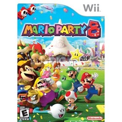 Wii Mario Party 8 Wii