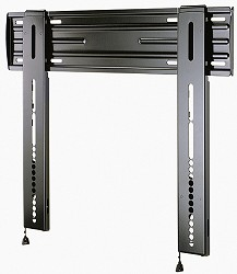 """ML11B - HDpro Super Slim Flat Wall Mount for 26"""" - 47"""" TVs (sits .55"""" from wall)"""