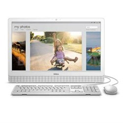 """Inspiron 3455 23.8"""" AMD A8-7410 All in One Desktop PC"""