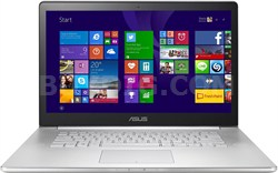 "NX500JK-XH72T Intel Core i7 4712HQ  4k QFHD (3840*2160) 15.6"" Notebook"