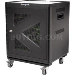 Charge N Sync Cabinet Trolley